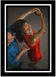 Ballroom Dancing and Ballet in Long Island | Silva Dance studios | A couple Latin Dancing